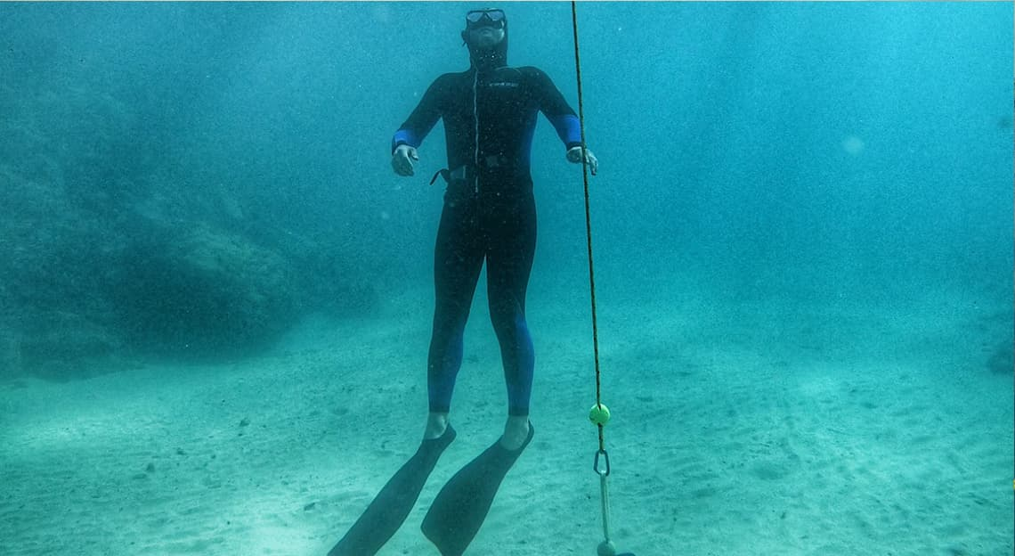 freediving camp